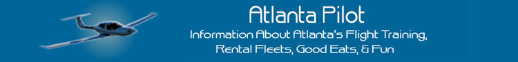 Atlanta Pilot website button