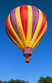 Hot air balloon, Sky Dancer