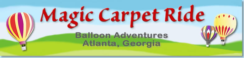 Magic Carpet Ride Balloon Adventures Logo